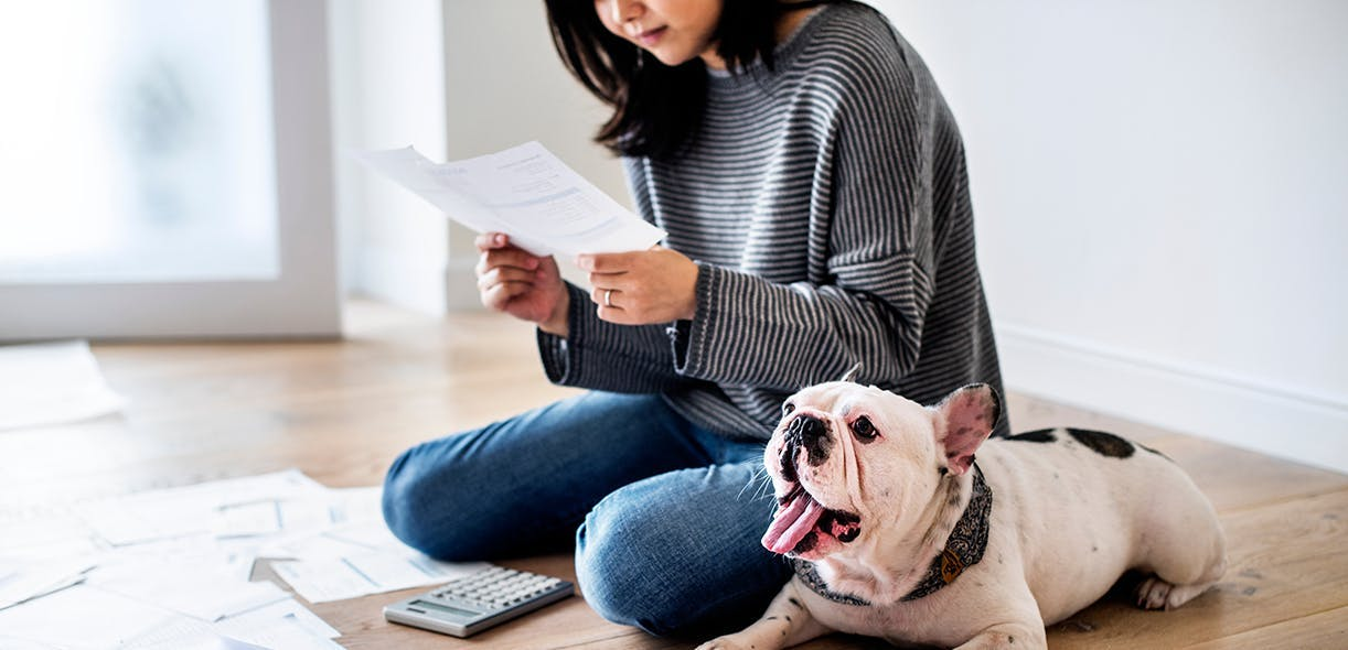 Thinking of adopting a dog? Here are some costs to consider