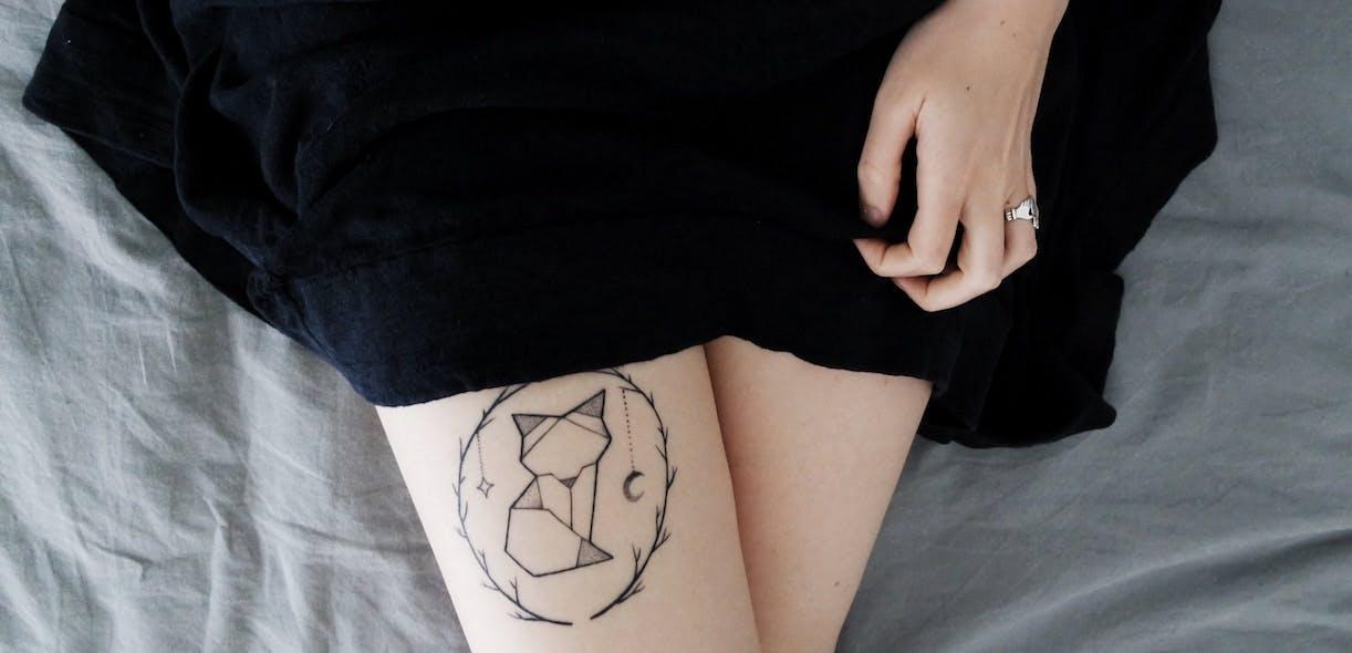 The best cat tattoos