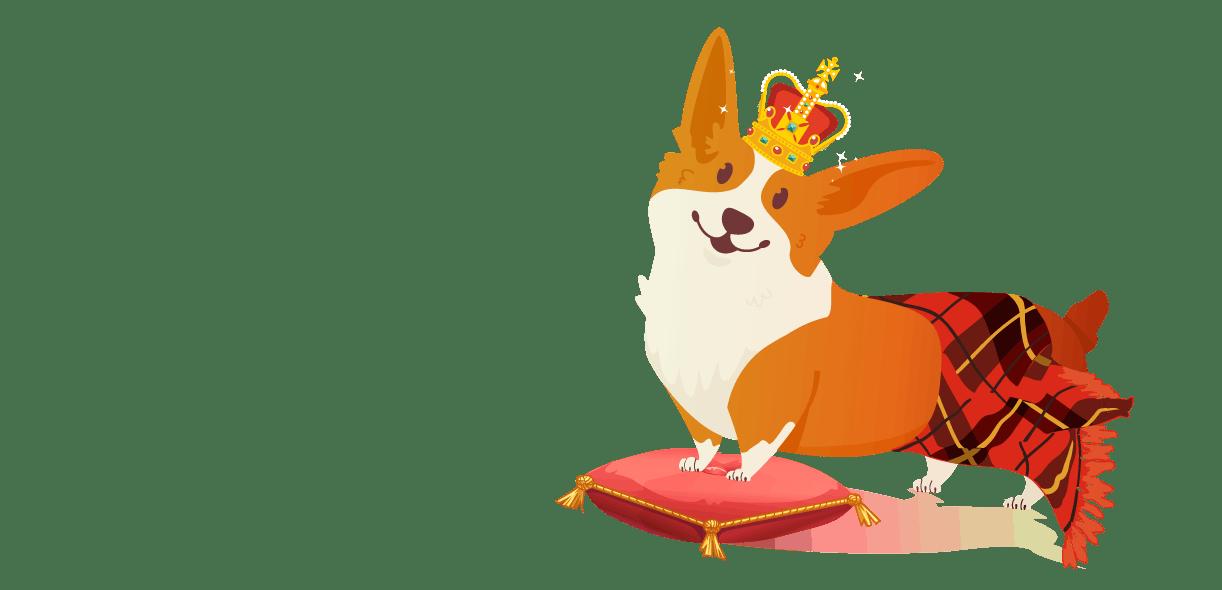 The Queen's Corgis