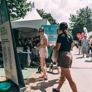 A memorable weekend at le rendez-vous Mondou Festival Canin