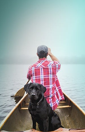 A lifelong ticket for adventure for you and your dog